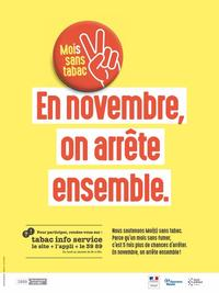 Affiche Tabac info service